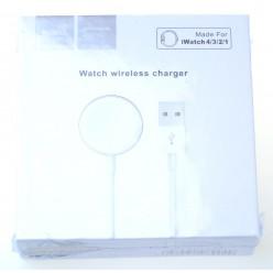 hoco. magnetický nabíjací kábel pre watch biela