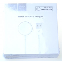 hoco. magnetic charging cable for watch white