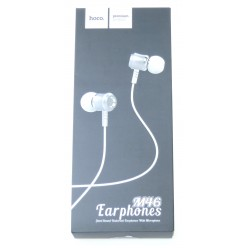 hoco. M46 earphone white