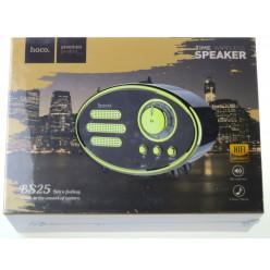 hoco. BS25 wireless speaker black
