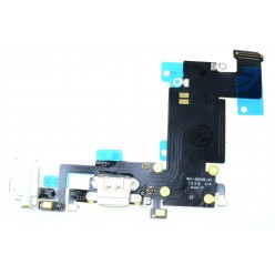 Apple iPhone 6s Plus - Flex nabíjací biela