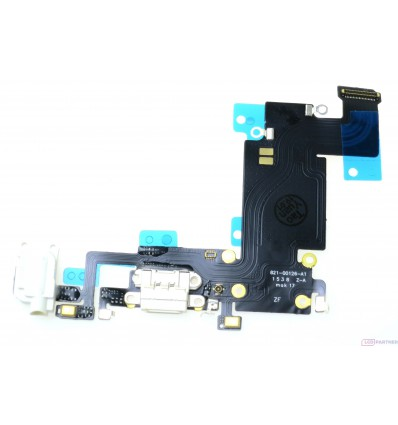Apple iPhone 6s Plus Charging flex white