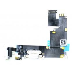 Apple iPhone 6 Plus - Flex nabíjací biela - originál