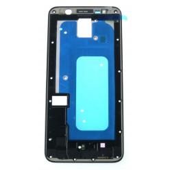 Samsung Galaxy A6 Plus (2018) A605F - Kryt přední černá - originál