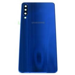 Samsung Galaxy A7 A750F Battery cover blue - original