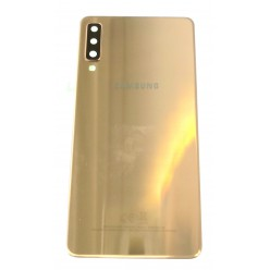 Samsung Galaxy A7 A750F Battery cover gold - original