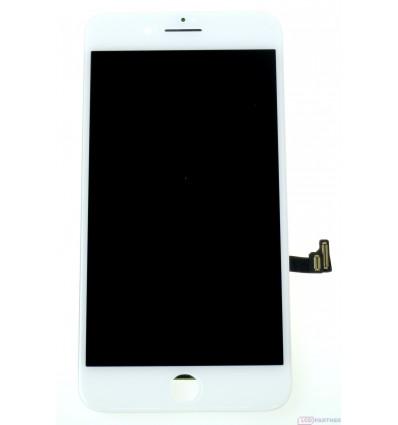 Apple iPhone 8 Plus LCD displej + dotyková plocha biela - repas
