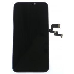 Apple iPhone X - LCD displej + dotyková plocha čierna - repas