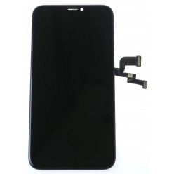 Apple iPhone X OLED SOFT LCD + dotyková plocha černá - TianMa