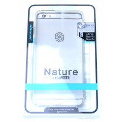 Apple iPhone 6 Plus, 6s Plus - Nillkin Nature TPU cover gray