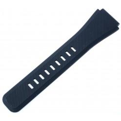 Samsung Gear S3 frontier - Remienok veľkosť L čierna - originál