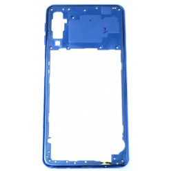 Samsung Galaxy A7 A750F - Rám středový modrá - originál
