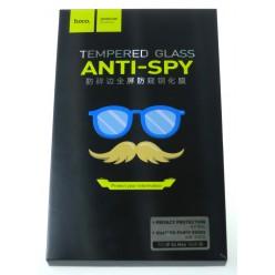 hoco. Apple iPhone Xs Max Anti-spy temperované sklo černá
