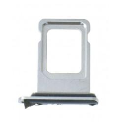 Apple iPhone Xs Max - SIM holder silver - original