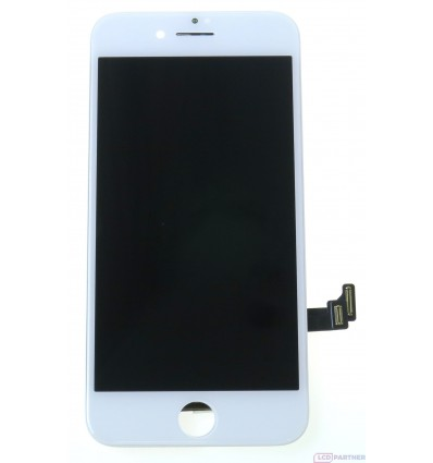 Apple iPhone 8 LCD displej + dotyková plocha biela - TianMa+