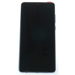 Huawei P30 (ELE-L09) LCD + touch screen + frame + small parts crystal - original