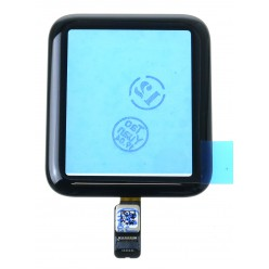 Apple Watch 3. gen. 42mm GPS dotyková plocha černá