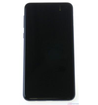 Samsung Galaxy S10e G970F LCD displej + dotyková plocha + rám čierna - originál