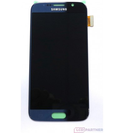 Samsung Galaxy S6 G920F LCD + touch screen black - original
