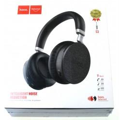 hoco. S3 wireless headphone black