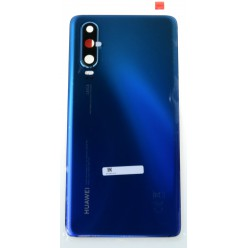 Huawei P30 (ELE-L09) Battery cover blue - original