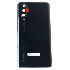 Huawei P30 (ELE-L09) Battery cover black - original