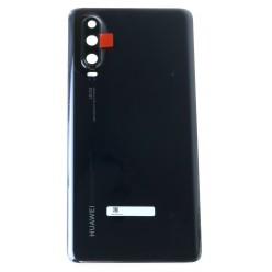Huawei P30 (ELE-L09) Kryt zadní černá - originál