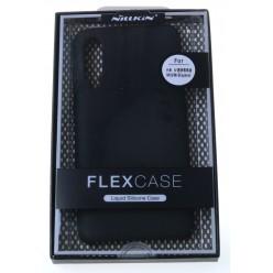 Nillkin Xiaomi Mi 9 Silicone puzdro čierna