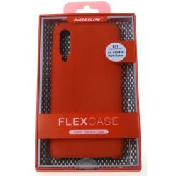 Nillkin Xiaomi Mi 9 Silicone puzdro červená