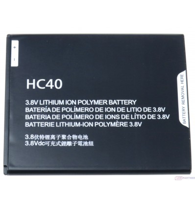 Lenovo Moto C Batéria HC40