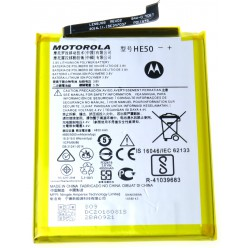 Lenovo Moto E4 Plus, E5 Plus Battery HE50