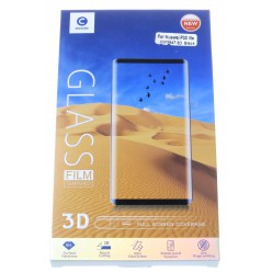 Moloco Huawei P30 (ELE-L09) 3D temperované sklo čierna