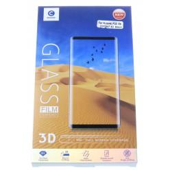 Moloco Huawei P30 (ELE-L09) 3D temperované sklo černá