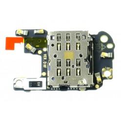 Huawei P30 Pro (VOG-L09) SIM and microSD reader + antenna + microphone - original