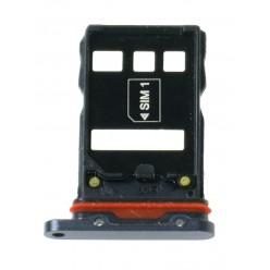 Huawei P30 Pro (VOG-L09) Držák sim a microSD černá - originál