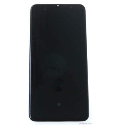 Samsung Galaxy A70 SM-A705FN LCD displej + dotyková plocha + rám čierna originál