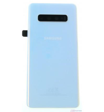 Samsung Galaxy S10 Plus G975F Kryt zadný biela - originál