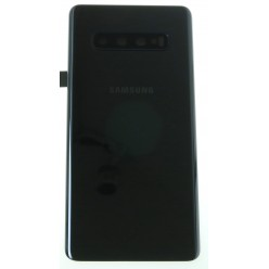 Samsung Galaxy S10 Plus G975F Battery cover ceramic black - original