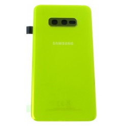 Samsung Galaxy S10e G970F Kryt zadní žlutá - originál