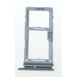 Samsung Galaxy S10 G973F SIM and microSD holder white - original