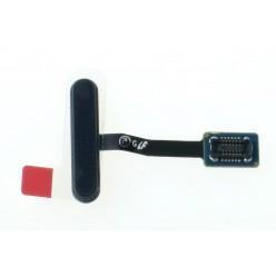 Samsung Galaxy S10e G970F Flex senzor odtlačku prsta čierna - originál
