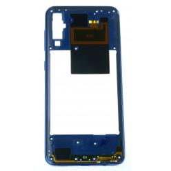 Samsung Galaxy A50 SM-A505FN Middle frame blue - original