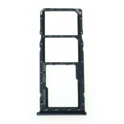 Samsung Galaxy A50 SM-A505FN SIM and microSD holder black - original