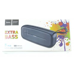 hoco. BS28 wireless speaker gray