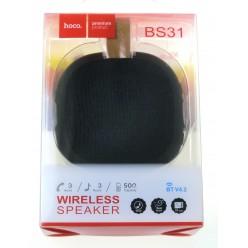 hoco. BS31 wireless speaker black
