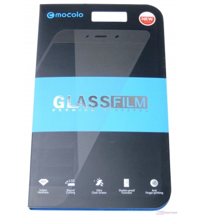 Mocolo Huawei Honor 9 Lite Tempered glass 5D black