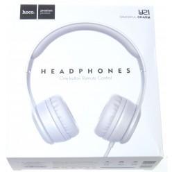 hoco. W21 earphone gray