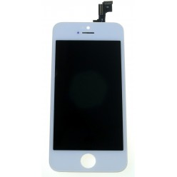 Apple iPhone 5S - LCD + touch screen white - TianMa
