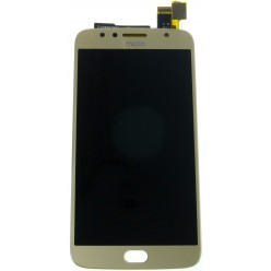 Lenovo Moto G5S Plus LCD + touch screen gold