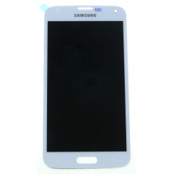 Samsung Galaxy S5 G900F LCD + touch screen white